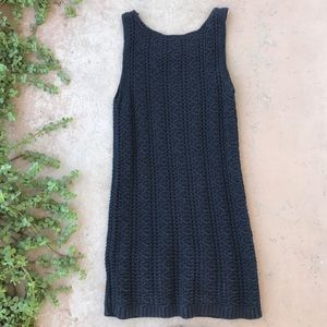 Anthropologie Dresses - Anthropologie sweater dress szM